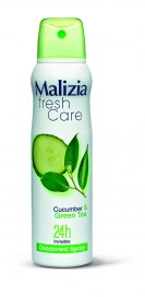 127061 Body spray Cucumber & Green Tea 150ml