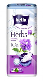 BE-012-RW10-067 BHERBS VERBENA SOFTIPLAIT 10